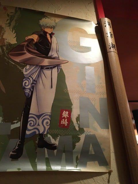 銀魂のポスター