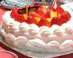 シャトーハギワラのホールケーキ