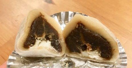 糸島だんご本舗のカフェオレ大福