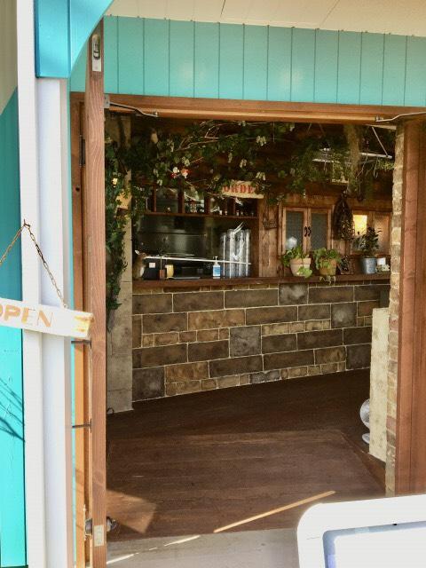 ムンチャ糸島の入り口の画像