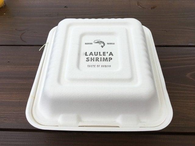 ラウレアシュリンプの箱
