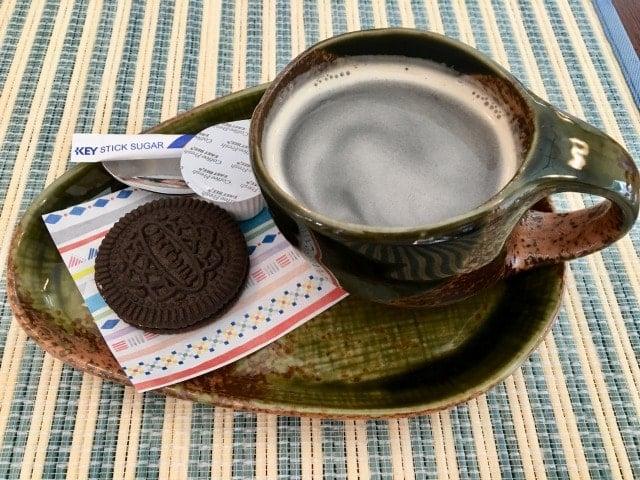 カフェReikiのコーヒー