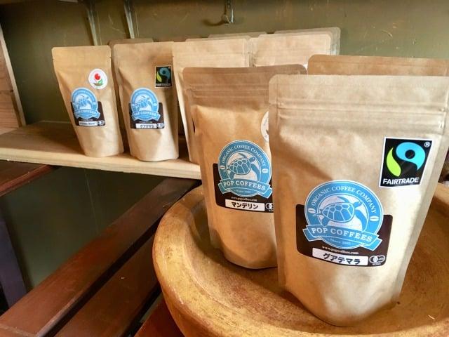 ポップコーヒーのグアテマラ