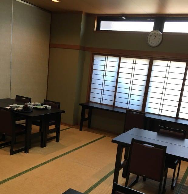 侍寿しの2階