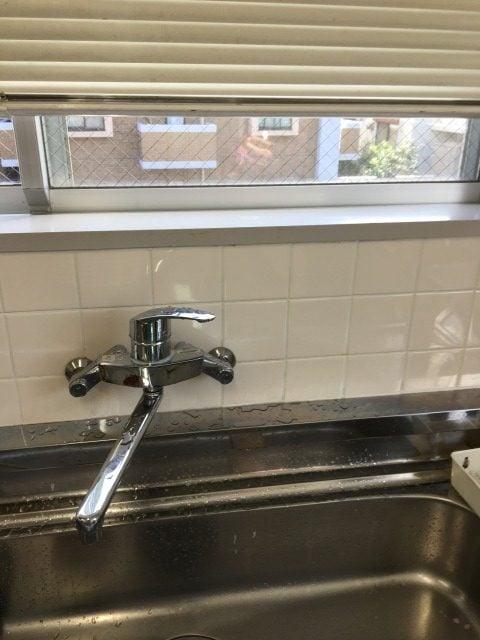 かふりん食堂の洗い場