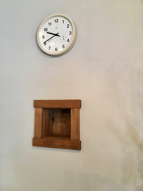 コンティニューの時計