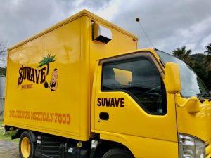 スウェーブのトラック
