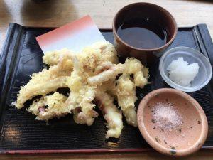 波平の後づくり天ぷら