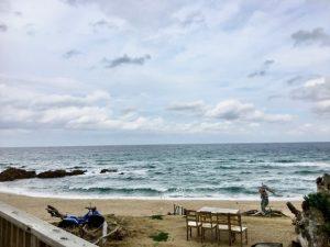 パームビーチガーデンズの海