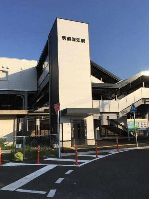 筑前深江駅