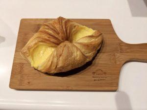 パン処響のプリンデニッシュ