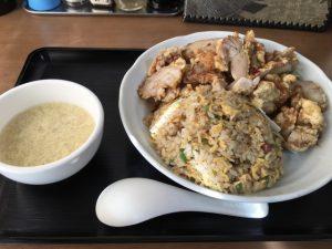中華食堂劉のゆーりんちーチャーハン