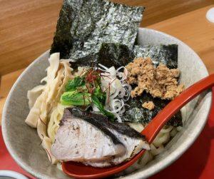 鯛つけ麺仂